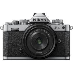 Fotocamera mirrorless Nikon Z fc kit 28mm SE