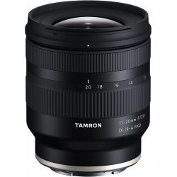 Obiettivo Tamron 11-20mm F2.8 Di III-A RXD (B060) mirrorless Sony E