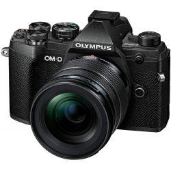 Fotocamera Olympus OM-D E-M5 Mark III kit 12-45mm F/4 nero
