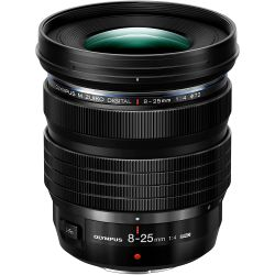 Obiettivo Olympus M.Zuiko Digital ED 8-25mm F4.0 PRO