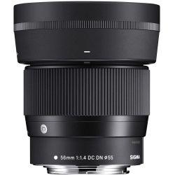 Obiettivo Sigma 56mm f/1.4 DC DN Contemporary Panasonic Leica Sigma L-Mount