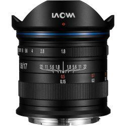Obiettivo Laowa 17mm f/1.8 per fotocamere micro quattro terzi