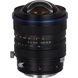 Obiettivo Laowa 15mm f/4.5 ZERO-D Shift per mirrorless Canon RF