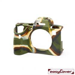 easyCover custodia protettiva in silicone per mirrorless Sony A1 camouflage