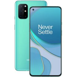 Smartphone OnePlus 8T 5G Dual Sim 12GB RAM 256GB Verde