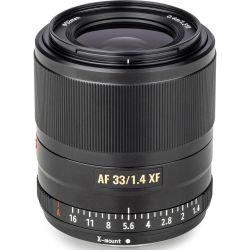 Obiettivo Viltrox AF 33mm f/1.4 per mirrorless Fujifilm X
