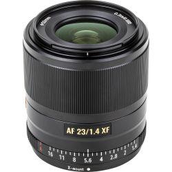 Obiettivo Viltrox AF 23mm f/1.4 per mirrorless Fujifilm X