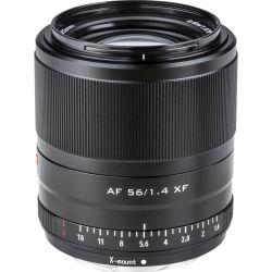 Obiettivo Viltrox AF 56mm f/1.4 per mirrorless Fujifilm X