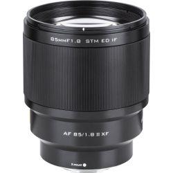 Obiettivo Viltrox AF 85mm f/1.8 II per mirrorless Fujifilm X