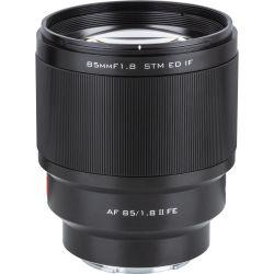 Obiettivo Viltrox AF 85mm f/1.8 II per mirrorless Sony E