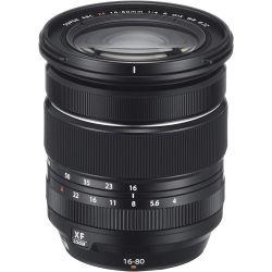 Obiettivo FUJINON XF 16-80mm F4 R OIS WR per Fujifilm *BULK SCATOLA BIANCA*