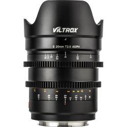 Obiettivo Viltrox S 20mm T2.0 Cine Sony E-Mount