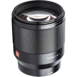 Obiettivo Viltrox AF 85mm f/1.8 per mirrorless Nikon Z