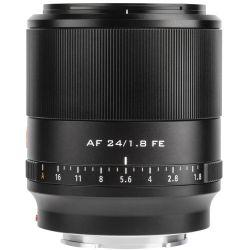 Obiettivo Viltrox AF 24mm f/1.8 per mirrorless Sony E