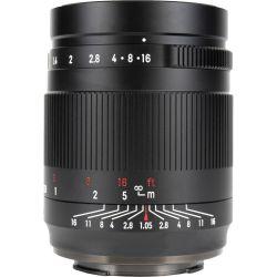 Obiettivo 7Artisans 50mm F/1.05 per mirrorless L-Mount