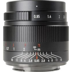 Obiettivo 7Artisans 35mm F/0.95 per mirrorless Sony E