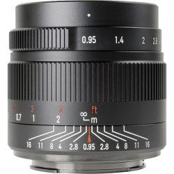 Obiettivo 7Artisans 35mm F/0.95 attacco micro quattro terzi