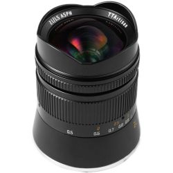 Obiettivo TTArtisan 21mm F1.5 per mirrorless Nikon Z