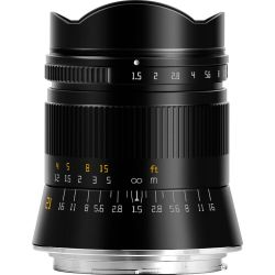 Obiettivo TTArtisan 21mm F1.5 per mirrorless Canon EOS R
