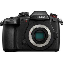 Fotocamera Panasonic Lumix DC-GH5 Mark II Body [MENU ENG]
