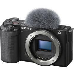 Fotocamera Mirrorless Sony ZV-E10 Body [MENU ENG]