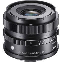 Obiettivo Sigma 24mm F3.5 DG DN Contemporary per mirrorless Sony