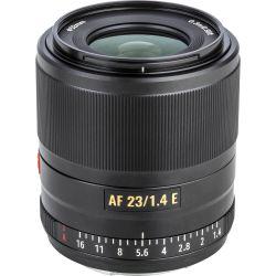 Obiettivo Viltrox AF 23mm f/1.4 per mirrorless Sony