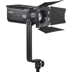 Godox S60 Faretto Luce continua LED con alette