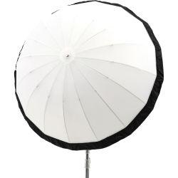 Godox DPU-130BS diffusore riflettente da 130cm nero/argento per ombrello