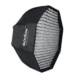 Godox SB-GUBW80 softbox ombrello con griglia Octa80cm