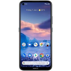 Smartphone Nokia 5.4 Dual Sim 4GB RAM 64GB Blue