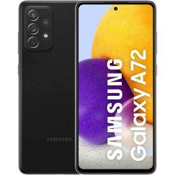 Smartphone Samsung Galaxy A72 LTE A725 Dual Sim 6GB RAM 128GB Nero