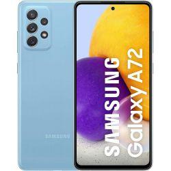 Smartphone Samsung Galaxy A72 LTE A725 Dual Sim 6GB RAM 128GB Blue