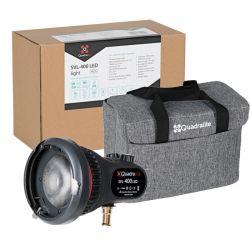 Quadralite SVL-400 LED light plus