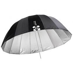 Quadralite Deep Space 165 ombrello parabolico argento