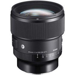 Obiettivo Sigma 85mm F1.4 DG DN Art compatibile Sony E