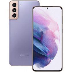 Smartphone Samsung Galaxy S21 G991 5G Dual Sim 8GB RAM 128GB Viola