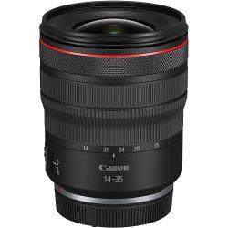 Obiettivo Canon RF 14-35mm f/4L IS USM per mirrorless EOS R
