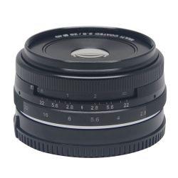 Obiettivo Meike MK-28mm F2.8 per Micro Quattro Terzi