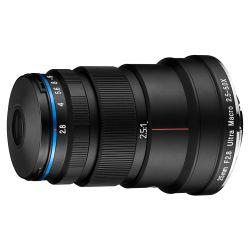 Obiettivo Laowa Venus 25mm F/2.8 2.5-5X Ultra Macro per Canon