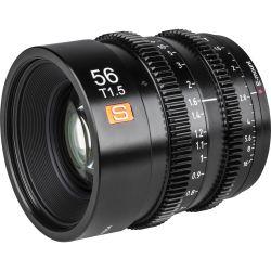 Obiettivo Viltrox 56mm T1.5 Cine per mirrorless Sony E