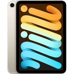 Tablet Apple iPad Mini (2021) 256GB Wi-Fi + Cellular - Bianco Galassia