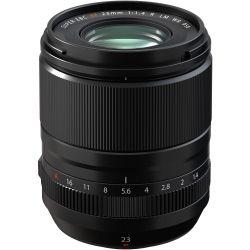 Obiettivo FUJINON XF 23mm f/1.4 R LM WR per mirrorless Fujifilm