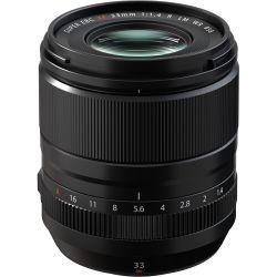 Obiettivo FUJINON XF 33mm f/1.4 R LM WR per mirrorless Fujifilm