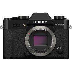Fotocamera Fujifilm X-T30 Mark II body nero