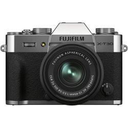 Fotocamera Fujifilm X-T30 Mark II silver kit 14-45mm
