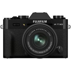Fotocamera Fujifilm X-T30 Mark II nero kit 15-45mm