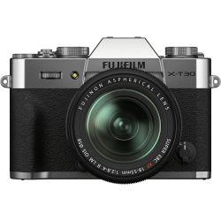 Fotocamera Fujifilm X-T30 Mark II silver kit 18-55mm