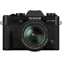 Fotocamera Fujifilm X-T30 Mark II nero kit 18-55mm