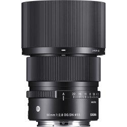 Obiettivo Sigma 90mm f/2.8 DG DN Contemporary per Panasonic Leica Sigma con attacco L